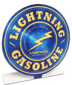 Lightening Gas Table Topper  8 x 8 Inches