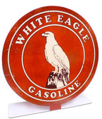 White Eagle Gas Table Topper  8 x 8 Inches