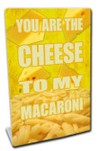 You Are The Mac  Table Topper 6 x 9 Inches