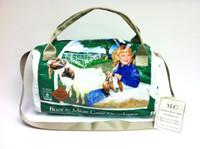 Duffel Bolsa - Green Goats - Paymaster Boer & Meat Goat Developer