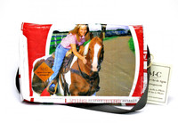 Messenger Bolsa - Red Horse - Paymaster Horse & Mule Feed