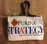 Purse Bolsa - White Strategy