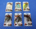 Z-MAN ChatterBait Project Z 3/8 OZ CB-PZ38 Series CHOOSE YOUR COLOR!