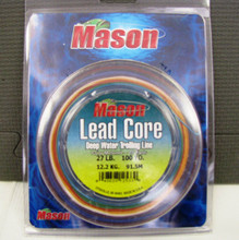 MASON LEAD CORE DEEP WATER TROLLING LINE