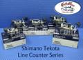 SHIMANO TEKOTA LC LINE COUNTER REELS