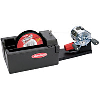 Berkley classics reel spooling station and electric line for Electric fishing line spooler