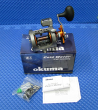 NEW!!! OKUMA HI Speed Line Counter Trolling Reel