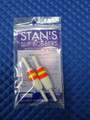 Stan's Slip Bobbers With Removable Metal Bottom Size 50A Two Pack