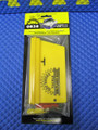 Off Shore Tackle Mini Planer Board Yellow Reversible With OR16 Red Clip NEW OR38