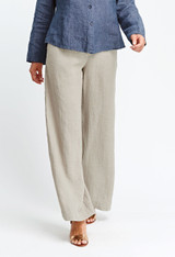 FINAL SALE! Button Fly Pant (FLAX Neutral 2016)