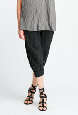 Spirited Pant shown in Black.