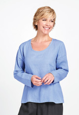 Pure Top in Bluebell.