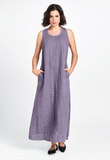 Borough Dress in Lilac.