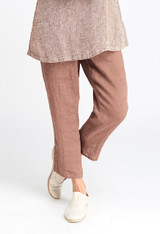 (Pre-Order) Ankle Pant (FLAX Neutral Two 2017)