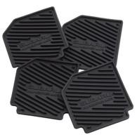 Subaru Floor Mat Coaster Set