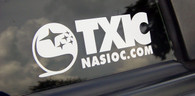 NASIOC TXIC Chapter Decals