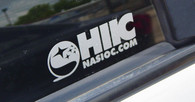 NASIOC HIIC Chapter Decals