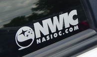 NASIOC NWIC Chapter Decals