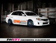 2012 IWSTI Members Calendar