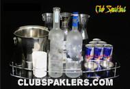 VIP, TRAY, SERVING, DELUX, NIGHTCLUB, BAR,serving tray, vip serving tray, vip service, bottle service, vip guest, custom, ice buckets, garnish bowls, carafes, bottle service serving tray, vip bottle service, serving, bottle