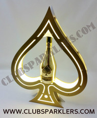ACE OF SPADES, BOTTLE PRESENTER