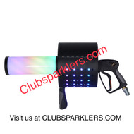LED CO2 CONFETTI  CANNON - CONFETTI PARTY GUN