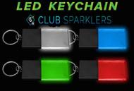 LED Light Up Optical Key-chain