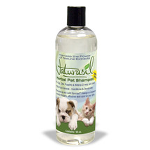 Herbal Pet Shampoo 16oz