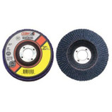 CGW 4-1/2 X 7/8 FLAP DISC 40 GRIT TYPE 27 42302 10/BX