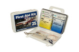 PAC-KIT 25 PERSON FIRST AID KIT WEATHERPROOF BOX 6430
