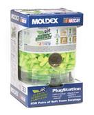MOLDEX SPARK PLUG EAR PLUGS DISPENSER WITH 250 PLUGS 6644