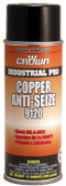 Aervoe 9120 Anti-Seize Copper is designed to lubricate and protect most metals from corrosion and seizure.