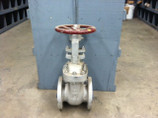 WILLIAMS 4 CAST STEEL FLANGED GATE VALVE 150 # 15F-2C