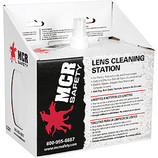 MCR SAFETY LENS CLEANING STATION LCS1