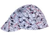 WELDERS CAP SHORT CROWN REVERSIBLE - SIZE 7-3/4