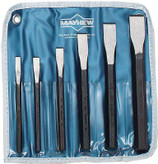 MAYHEW 6 PIECE COLD CHISEL SET - 7001K