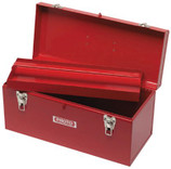 "PROTO 20"" MECHANIC METAL TOOL BOX W/TRAY"