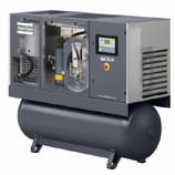 ATLAS COPCO GA 11+-30 VSD: Rotary Screw Compressors, 11-30 kW / 15-40 hp