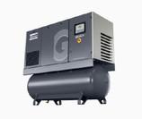 ATLAS COPCO GA 15-22 VSD: Rotary Screw Compressors, 15-22 kW / 20-30 hp.