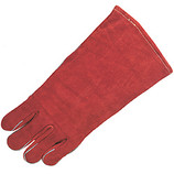 MEMPHIS BROWN SELECT LEATHER WELDING GLOVE - LEFT HAND ONLY 4320LH