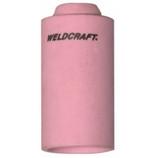 "WELDCRAFT #10 SIZE NOZZLE 5/8"" ALUMINA 10N45"