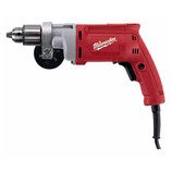 MILWAUKEE 1/2 VARIABLE SPEED DRILL 0-850 RPM KEYED CHUCK 8 AMPS 0299-20