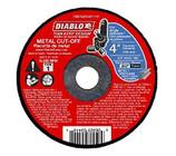 "DIABLO - STEEL DEMON 4"" Metal Cut Off Disc ‑ Thin Kerf"