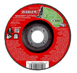 "DIABLO 4"" Masonry DC Cut Off Disc ‑ Type 27"