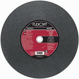 FLEXOVIT 14 x 3/32 x 1 CHOPSAW WHEEL A30RB METAL-10/box F5521