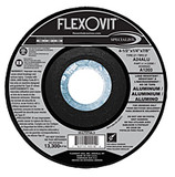 FLEXOVIT A1203 4-1/2 x 1/4 x 7/8 Type 27 A24 ALUM grinding disc/WHEEL 25/BX A1203