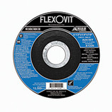 FLEXOVIT 4-1/2 x 1/4 x 7/8 HEAVY DUTY GRINDING DISC/WHEEL A24/30T 25/BX A1226
