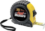 "PERFORMANCE TOOL 1"" X 25' QUICK READ TAPE MEASURE W5024"