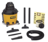 16 GAL WET/DRY SHOP VAC W/ACCESSORIES 925-42-10