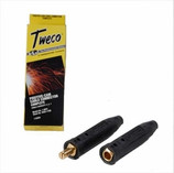 TWECO 2-MPC CABLE CONNECTORS / 1-MALE & 1-FEMALE SET - 9425-1200